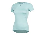 Pearl Izumi Women's Merino Short Sleeve Base Layer (Aquifer) | product-related