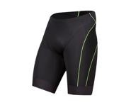 Pearl Izumi Elite Tri Shorts (Black/Screaming Green) | product-related