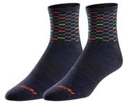 Pearl Izumi Merino Wool Socks (Navy Dash) | product-also-purchased