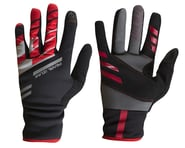 Pearl Izumi PRO Softshell Lite Gloves (Black/Red) | product-related