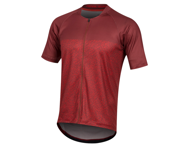 Pearl Izumi Canyon Graphic Short Sleeve Jersey (Russet/Torch Red Static) | product-related