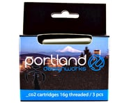 Portland Design Works CO2 Refill Cartridges (Silver) | product-related