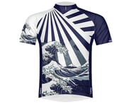 Primal Wear Men's Short Sleeve Jersey (Great Wave)   product-related