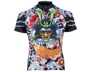 Primal Wear Men's Short Sleeve Jersey (Japanese Warrior) | product-related
