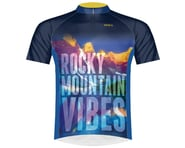 Primal Wear Men's Short Sleeve Jersey (Rocky Mountain National Park) | product-related