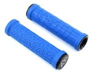 Race Face Grippler Lock-On Grip (Blue) (33mm) | product-related