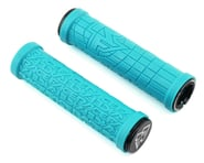 Race Face Grippler Lock-On Grip (Turquoise) (33mm) | product-related
