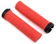 Race Face Getta Grips (Lock-On) (Red/Black) | product-related