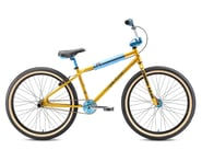 """SE Racing 2021 OM Flyer 26"""" BMX Bike (Gold) 