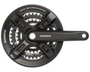 Shimano Altus FC-M311 Crankset (Black) (3 x 7/8 Speed) (Square Taper) (170mm) (48/38/28T) | product-also-purchased