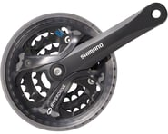 Shimano Acera FC-M361 Crankset (Black) (3 x 7/8 Speed) (Square Taper) (175mm) (42/32/22T) | product-also-purchased