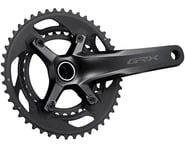 Shimano GRX FC-RX600 Crankset (Black) (2 x 11 Speed) (Hollowtech II) | product-related