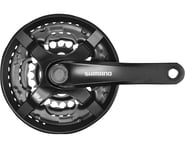 Shimano Tourney FC-TY501 Crankset (Black) (3 x 6/7/8 Speed) (Square Taper) | product-also-purchased