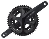 Shimano 105 FC-R7000 Crankset (Black) (2 x 11 Speed) (Hollowtech II) (172.5mm) (50/34T) | product-also-purchased