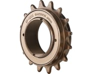 """Shimano SF-1200 Freewheel (Brown) (1/2"""" x 1/8"""") 