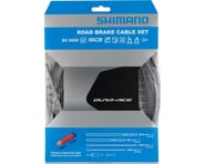 Shimano Dura-Ace BC-9000 Polymer-Coated Road Brake Cable Set (High-Tech Gray) | product-also-purchased