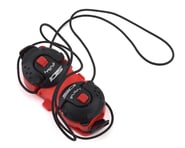 Sidi Shot/Tiger Double Tecno-3 Push Closure System (Red/Black) (Half Pair) | product-also-purchased