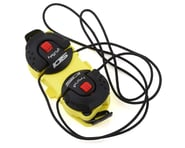 Sidi Shot/Tiger Double Tecno-3 Push Closure System (Yellow/Black) (Half Pair) | product-also-purchased