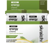 Skratch Labs Sport Energy Chews (Matcha Green Tea & Lemon) | product-also-purchased