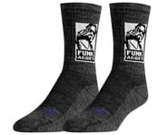 """Sockguy 6"""" Wool Socks (Funk Abides) 