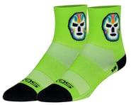 "Sockguy 4"" SGX Socks (Luchador)   product-related"