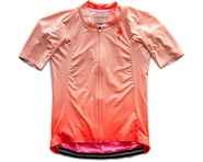 Specialized Women's SL Race Short Sleeve Jersey (Acid Lava) | product-related