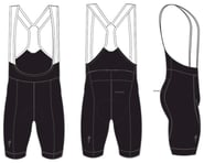 Specialized Men's RBX Bib Shorts (Black)   product-also-purchased