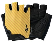 Specialized Men's Body Geometry Sport Gel Gloves (Brassy Yellow Stripe) | product-also-purchased