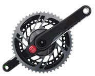 SRAM Red AXS Power Meter Crankset (Black) (2 x 12 Speed) (DUB Spindle) | product-also-purchased