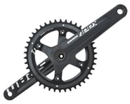 SRAM Apex 1 X-Sync Crankset (Black) (1 x 10/11 Speed) (GXP Spindle) | product-related