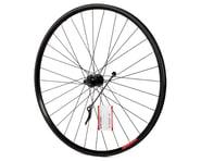 Sta-Tru Quick Release Rear Wheel (Black) (700c) (5-8 Speed Freewheel) | product-related