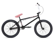 """Stolen 2021 Stereo 20"""" BMX Bike (20.75"""" Toptube) (Black/Fast Times Red) 