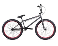 """Stolen 2021 Saint 24"""" BMX Bike (21.75"""" Toptube) (Matte Raw/Red) 