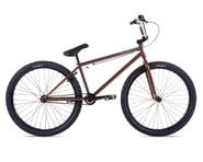 "Stolen 2021 Zeke 26"" BMX Bike (22.25"" Toptube) (Dark Chocolate/Chrome) | product-also-purchased"