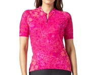 Terry Women's Soleil Short Sleeve Jersey (Hydrange/Beetroot) | product-related