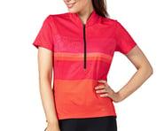 Terry Women's Breakaway Mesh Short Sleeve Jersey (Zoom/Fire)   product-related