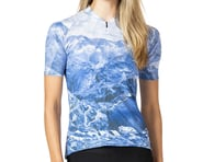 Terry Women's Soleil Short Sleeve Jersey (Nivolet/Blue) | product-related