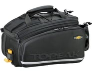 Topeak MTX TrunkBag DXP Rack Bag w/ Expandable Panniers (Black) (22.6 Liter) | product-related