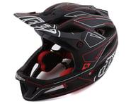 Troy Lee Designs Stage MIPS Helmet (Pinstripe Black/Red) | product-related