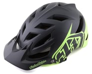 Troy Lee Designs A1 MTB MIPS Helmet (Classic Grey/Green) | product-also-purchased