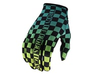 Troy Lee Designs Flowline Gloves (Checkers Green/Black) (XL) | product-also-purchased