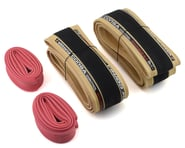 Vittoria Corsa Control Road Tire Twin Pack (Para) (w/ Latex Tubes) | product-related