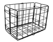 Wald Side-Mount Folding Rear Basket (Black)   product-also-purchased