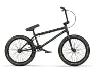 """We The People 2021 Arcade BMX Bike (21"""" Toptube) (Matte Black) 