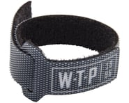 We The People Team Cable Straps (Black) (10) | product-related