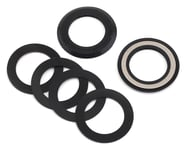 Wheels Manufacturing 24mm Bottom Bracket Spacer Pack (Black) | product-related