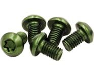 Wolf Tooth Components CAMO Chainring Bolt Kit (Green) | product-related