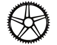 Wolf Tooth Components Cinch Direct Mount CX/Road Chainring (Black) (Flat Top) | product-related