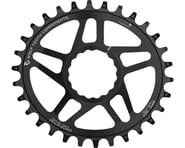 Wolf Tooth Components Elliptical CINCH Direct Mount Chainring (Black) (Boost) | product-related