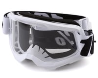 100% Strata 2 Goggles (Everest) (Clear Lens)